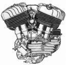 Le Flathead Harley-Davidson....
