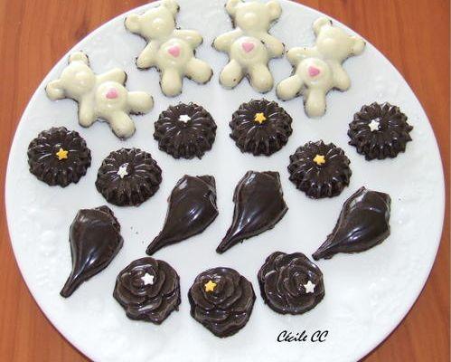 Hier, j'avais envie de chocolats...