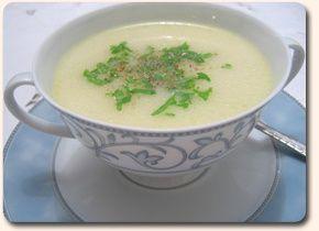 Bouillon de poulet citronné,soupe du jour turque
