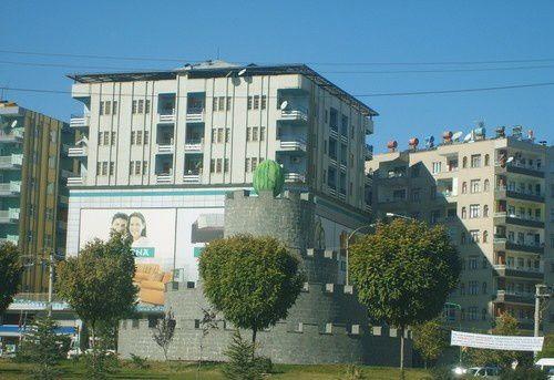 Rouge pastèque, fraicheur assurée, la pastèque de Diyarbakir.