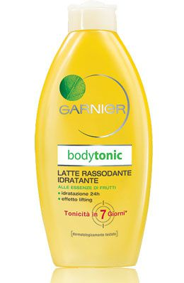 Garnier Body tonic et la cellulite est à la masse!!