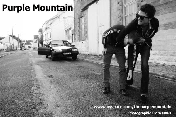 Jeunes Charrues: Purple Mountain !