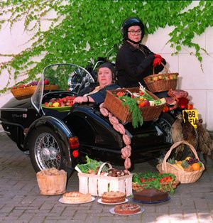 Two Fat Ladies : une émission so british et culinaire