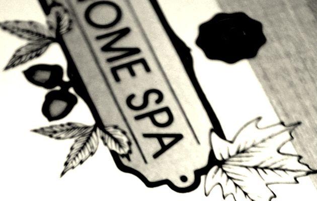 Glossybox sa nouvelle formule + box octobre 'Home spa'.
