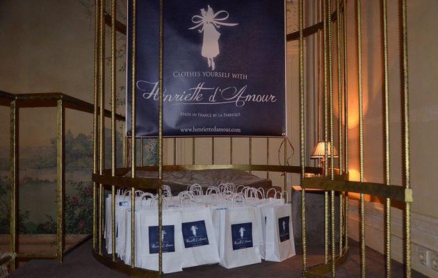 Bientôt online: lancement de la boutique Henriette d'Amour !