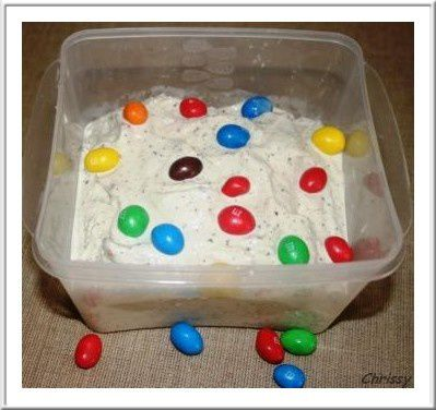 GLACE AUX Met MS AU THERMOMIX
