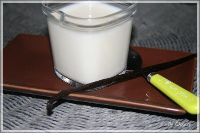 Yaourt aromatisé maison