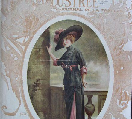 La mode illustrée 1911