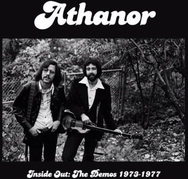 An exclusive interview with Athanor - Inside Out: The Demos, 1973-77 is coming soon!