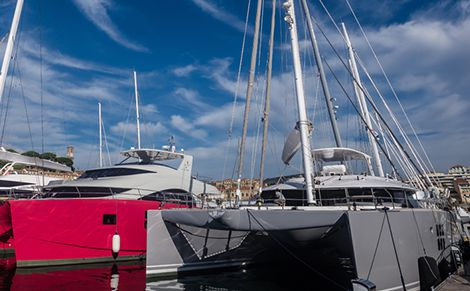 Yachting - 2013, année record pour le chantier Sunreef Yachts