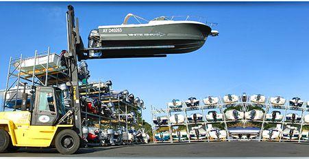 Une place de port itinérante, c'est désormais possible !