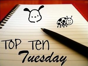 Top Ten Tuesday # 22