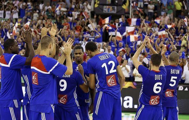 CM: La France vient à bout de la Serbie