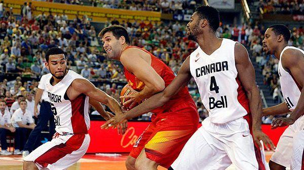 CM: La Roja domine le Canada