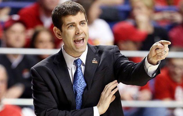 Brad Stevens, nouvel entraîneur des Boston Celtics