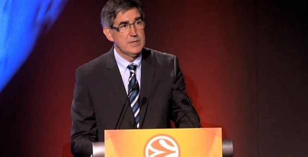"""Jordi Bertomeu: """"I'm glad to announce that the 2014 Euroleague Final Four will go to the city of Milan"""""""