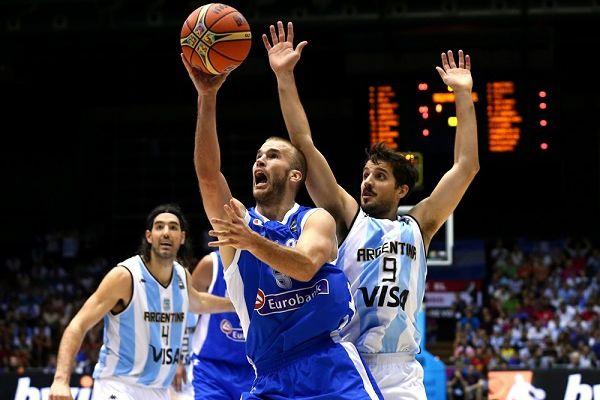 CM: La Grèce invaincue dans le groupe B