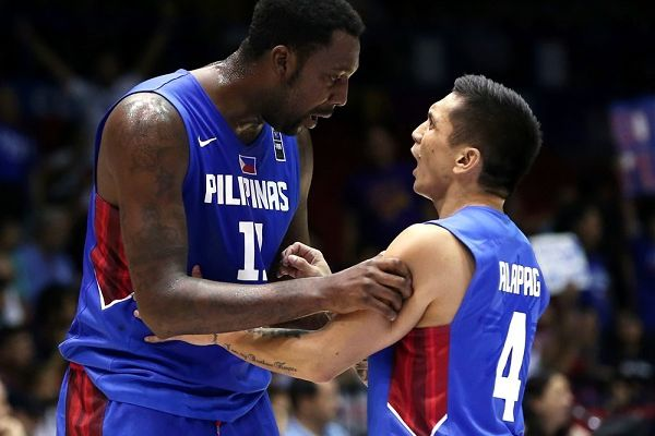 CM: Blacthe et Alapag guident les Philippines