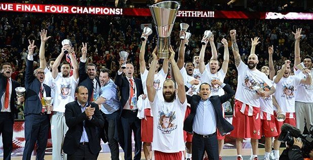 New rule changes to take effect in Euroleague and Eurocup