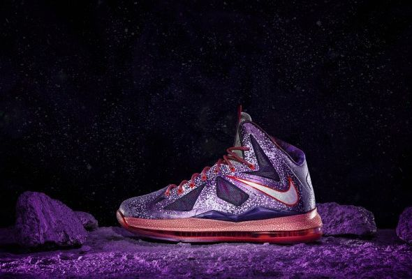 All-Star Game, Houston 2013: Nike inspiré par la NASA