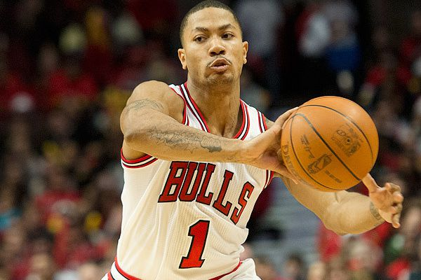 Give and Go: Derrick Rose's return