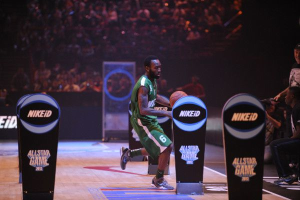 All-Star Game 2012 - Pro A: Chris Wallen remporte le concours des meneurs