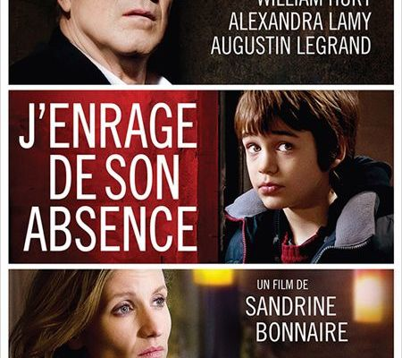 le 02 nov 2012 / film : j'enrage de son absence