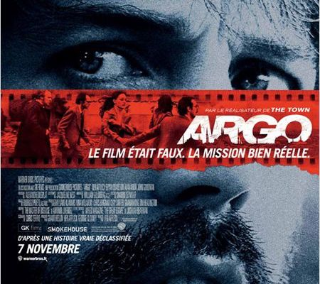 le 26 nov 2012 / film : Argo