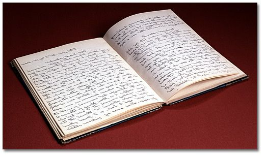 Mon cher journal....