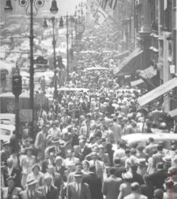 La vita di una famiglia a New York nel 1948