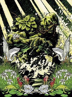 Urban Comics annonce Swamp Thing en octobre!