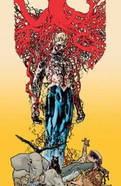 Urban Comics annonce Animal Man en octobre!