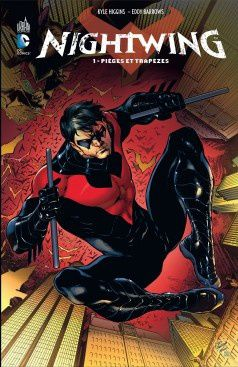 Urban Comics annonce Nightwing tome 1