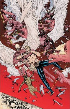 Urban Comics annonce Animal Man tome 2 en avril!