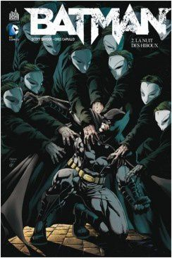 Urban Comics annonce Batman tome 2 en avril!