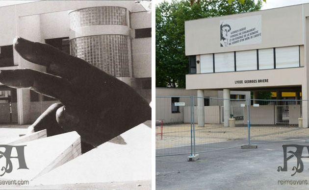 Le Lycée Georges Brière au Val de Murigny