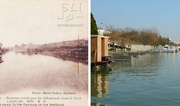 Le Port en décembre 1918