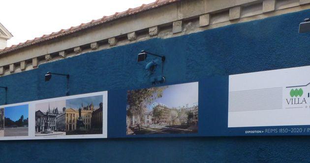 Exposition de photographies urbaines à l'ex-caserne Colbert