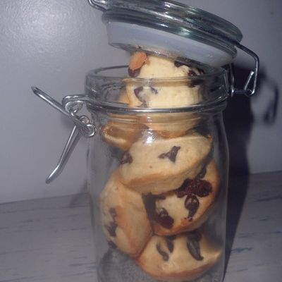 Mini cookies ultra moelleux