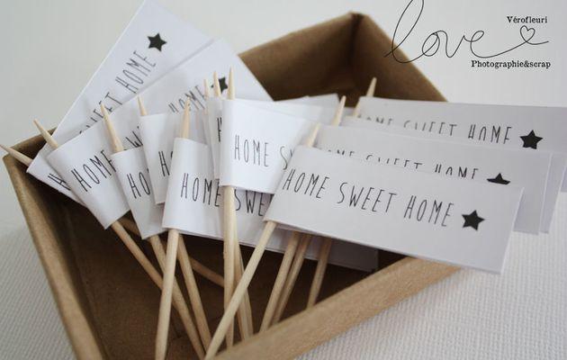 """mes créations dans le blog """"les tables de Stef"""" trés beau blog de décoration-table"""