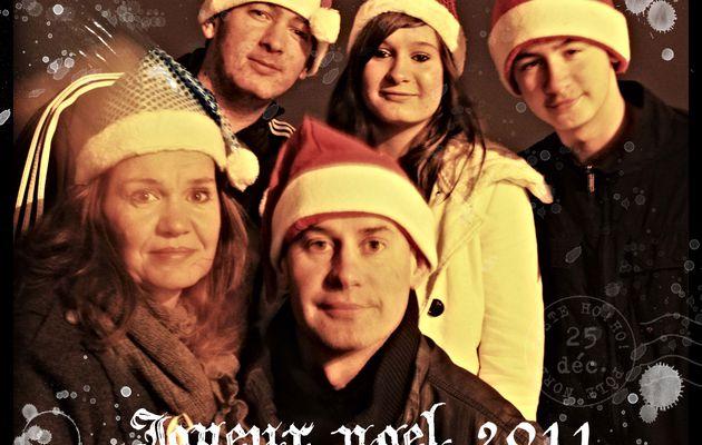 Joyeux noel 2011 à vous tous