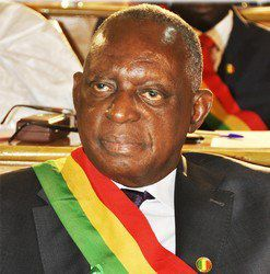 Mali:AN - La protection parlementaire du président Issaka Sidibé au ministre Sada Samaké !