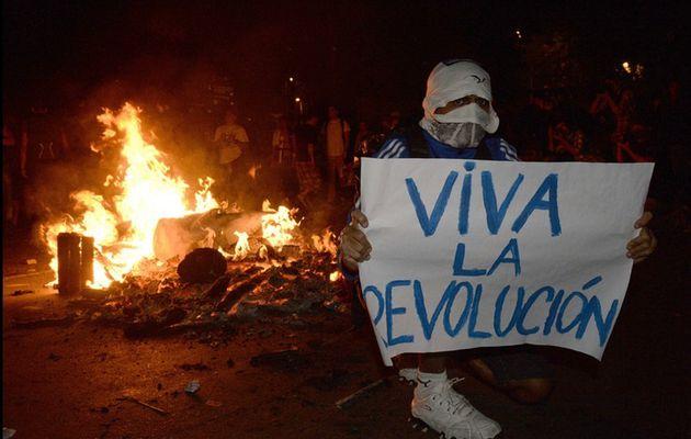 Brésil, la révolte !