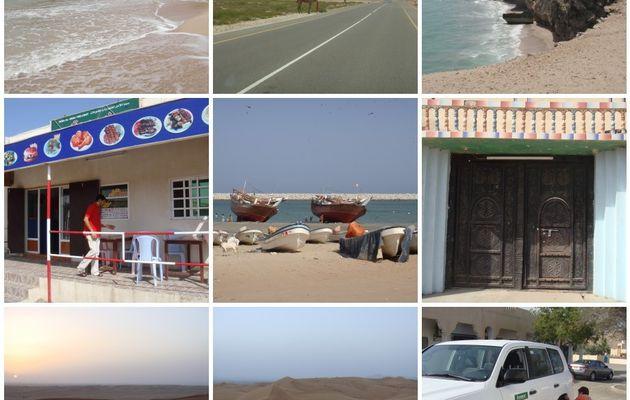 Oman: de Sur aux Wahiba Sands