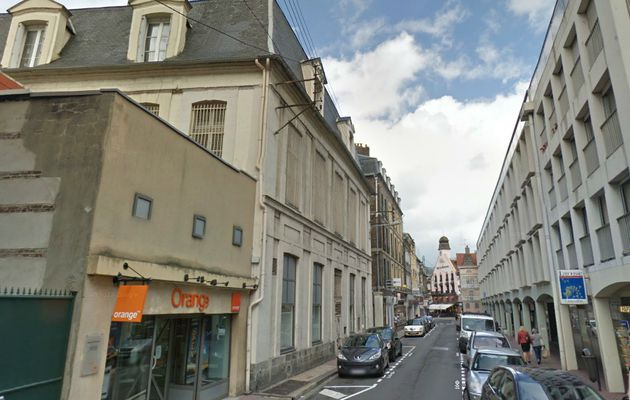 Orange veut fermer sa boutique rue Victor Hugo à Dieppe