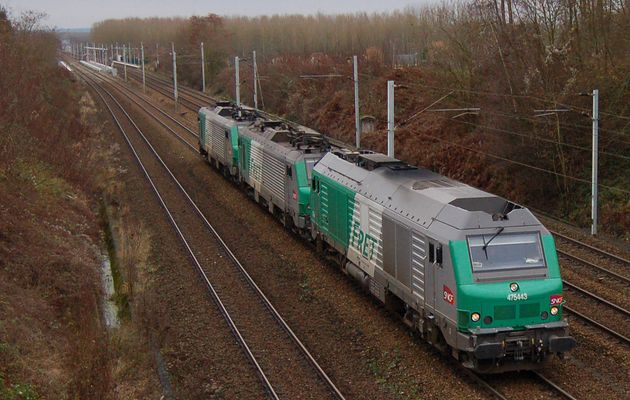 Menace sur la ligne SNCF Rouen-Dieppe: Suppression de 5 trains le Weekend !