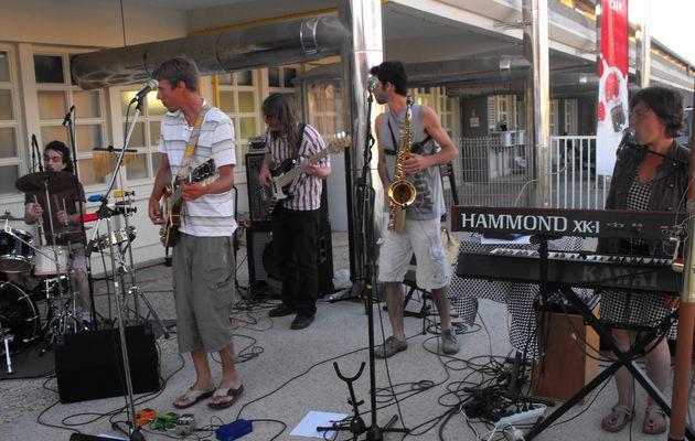 No(t)mad en concert au Coco de Mer le 24 juillet 2010