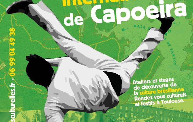 RENCONTRES INTERNATIONALES DE CAPOEIRA 2016