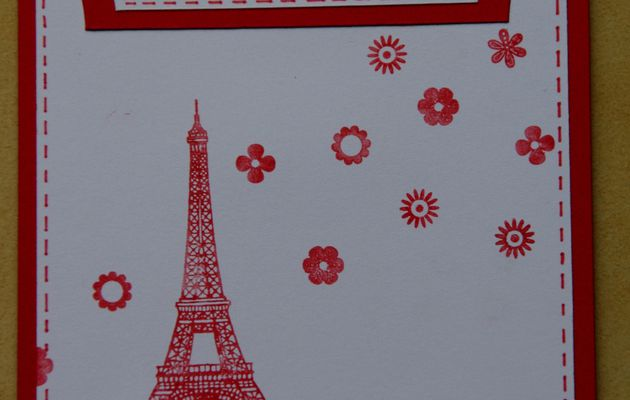 3 cartes Stampin'up