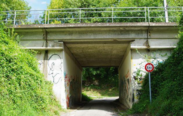Campagn'Art : Duvy aussi a ses graffiti